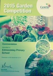 2015 Garden Competition